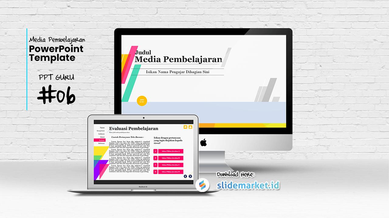 PPTGURU - Media Presentasi Pembelajaran #06