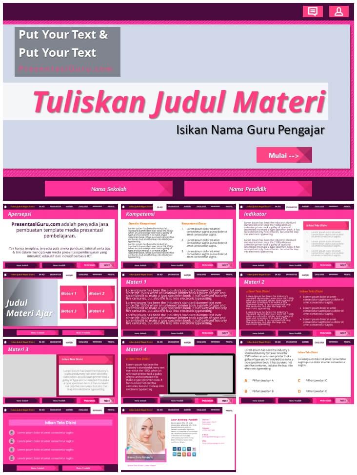 PPTGURU - Media Presentasi Pembelajaran #02