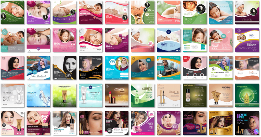 PPTBIZ - Template Promosi Spa & Beauty